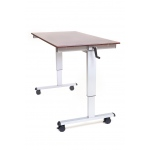 Luxor Adjustable Stand Up Desk, 60″