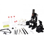 Elenco 5-in-1 100x-1200x Deluxe Microscope