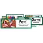American Educational Art Display Cards-Drawing/Painting Tools