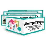 American Educational Art Display Cards-E & P Illus Vocabulary