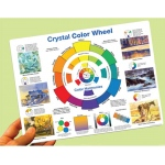 American Educational Crystal Color Wheel Desk Reference