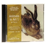 American Educational Animals in Art 1: Art History CD DS