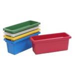Copernicus Small Open Tubs: Red