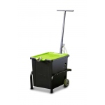 Original Tech Tub® Trolley: Holds Up To 10 IPads®