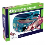 Tedco Science Toys 4D Vision Dolphin Anatomy Model