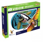 Tedco Science Toys 4D Vision Hercules Beetle Anatomy Model