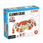 Tedco Toys Clown Crab