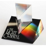 Tedco Toys Light Crystal Prism 2.5""