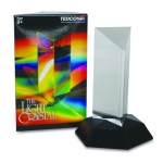 Tedco Toys Light Crystal Prism 4.5""