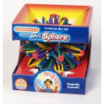Tedco Science Toys Hoberman Mini Sphere - Rainbow