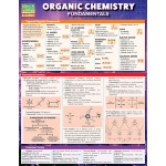 BarCharts Organic Chemistry Fundamentals Quick Study Guide