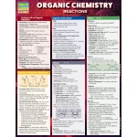 BarCharts Organic Chemistry Reactions Quick Study Guide
