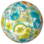 Scott Resources & Hubbard Scientific Clever Catch Ball: Green Earth