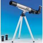 Elenco 20x, 30x, 40x, 30mm Astronomical Telescope with Tripod