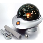 Elenco Solar and Science Earth System: Talking Galaxy Planetarium With Night Light