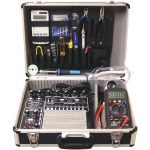 Elenco Deluxe Digital / Analog Trainer in Kit Form with Tools