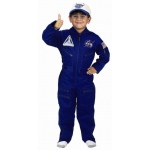 Aeromax Junior Flight Suit with Embroidered Cap: for 2/3 Years