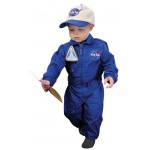 Aeromax Flight Suit with Embroidered Cap: for 18 Month
