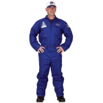 Aeromax Adult Flight Suit with Embroidered Cap: Small