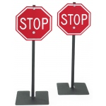 Stop Sign: Pack of 2
