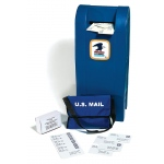 Angeles Mail Box Set: Incl Bags, Letters & Mailbox