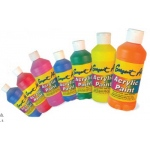 Acrylic Paint 6 Color Set