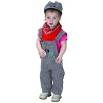 Aeromax Junior Train Engineer Suit: Size for 18 Month