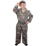 Aeromax Junior Camouflage Suit with Cap & Belt: Size for 2 to 3 Years