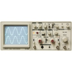 Elenco 30 MHz Dual Trace Analog Oscilloscopes