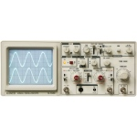 Elenco 30 MHz Delayed Sweep Analog Oscilloscopes