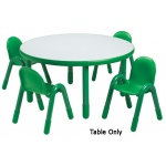 "Baseline 48"" Diameter Round Table"