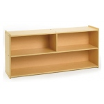 "Angeles Value Line 36"" Wide Two Shelf Storage"