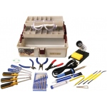 Elenco Deluxe Electronic  Tool Kit: 25 Piece