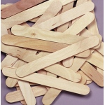 Jumbo Craft Sticks 6 X 3/4 100/pk Natural
