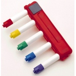 Linemaster Whiteboard Staff Liner Assorted Colors