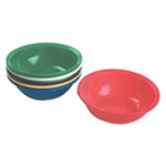 Plastic Painting Bowls Assorted