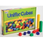 Didax 240 Unifix Cubes for Pattern Building
