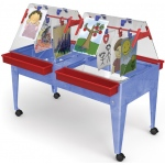 ChildBrite Youth Ultimate Paint & Dry Easel