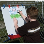 ChildBrite Single Fence Easel