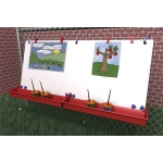 ChildBrite Double Fence Easel