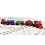 ChildBrite Red Ball Express Train