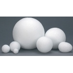 1in Styrofoam Balls 100 Pieces