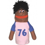 Get Ready Puppet Partners: African American Sports Boy Puppet