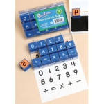 Center Enterprise Ready2Learn Numbers & Signs Stamper: 1""