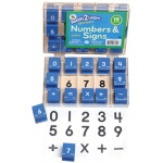 Center Enterprise Ready2Learn Numbers & Signs Stamper: 1 1/2""