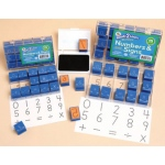 Center Enterprise Ready2Learn Numbers & Signs Visual Closure Stamper: 1""