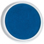 Center Enterprise Jumbo Circular Washable Paint/Ink Pad: Blue, 6""