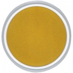 Center Enterprise Jumbo Circular Washable Paint/Ink Pad: Gold, 6""