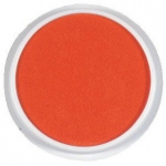 Center Enterprises Jumbo Circular Washable Paint/Ink Pad: Orange, 6""