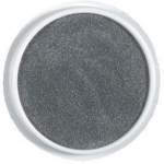 Center Enterprise Jumbo Circular Washable Paint/Ink Pad: Silver, 6""